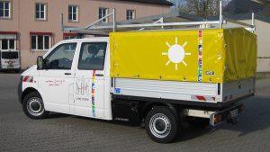 Auto Werbebeschriftung - SÜC Coburg
