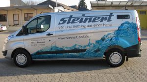 Car Wrapping - Steinert GmbH