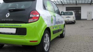 Carwrapping - easy Apotheke