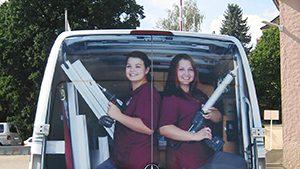 Carwrapping - Krain Fensterbau